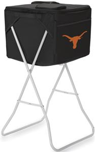 Picnic Time University of Texas Party Cube