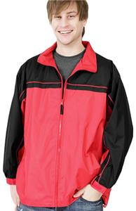 Men's All Purpose Two Toned Wind Jacket