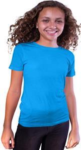Cotton Heritage Girls Princess Tee Shirt