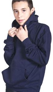 Cotton Heritage Youth Pullover Fleece Hoodie
