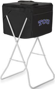 Picnic Time Texas Christian University Party Cube