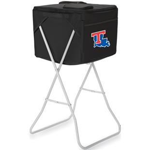 Picnic Time Louisiana Tech Bulldogs Party Cube
