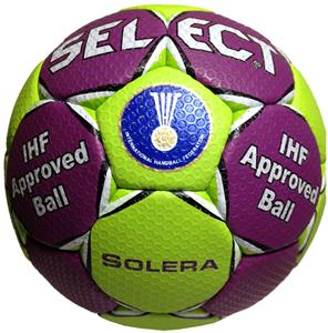 Select Solera IHF Approved Mens Senior Handball