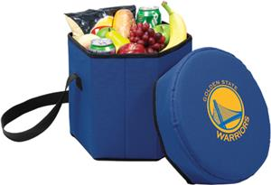 Picnic Time NBA Golden State Warriors Bongo Cooler
