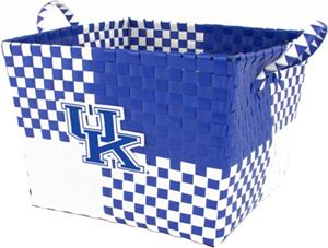 Eagles Wings NCAA Kentucky Woven Basket