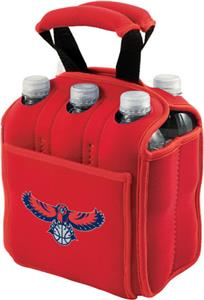 Picnic Time NBA Hawks 6-Pack Beverage Holder