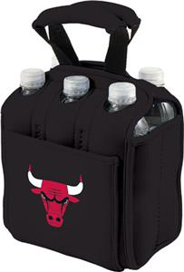 Picnic Time NBA Bulls 6-Pack Beverage Holder