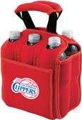Picnic Time NBA LA Clippers 6-Pack Beverage Holder