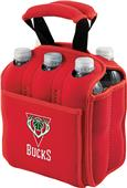 Picnic Time NBA Bucks 6-Pack Beverage Holder