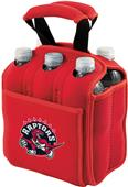 Picnic Time NBA Raptors 6-Pack Beverage Holder