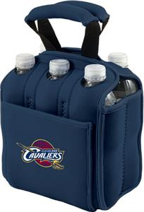 Picnic Time NBA Cavaliers 6-Pack Beverage Holder