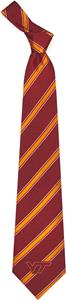 Eagles Wings NCAA Virigina Tech Woven Poly 1 Tie