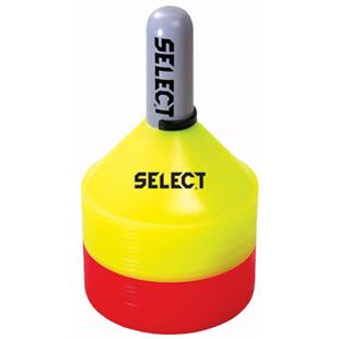 Select Marker Saucer Cone Set