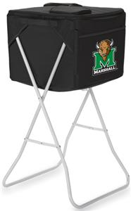 Picnic Time Marshall University Party Cube Cooler
