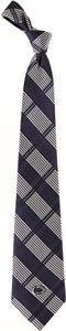 Eagles Wings NCAA Penn State Woven Plaid Tie