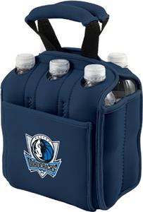 Picnic Time NBA Mavericks 6-Pack Beverage Holder