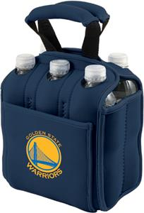 Picnic Time NBA Warriors 6-Pack Beverage Holder