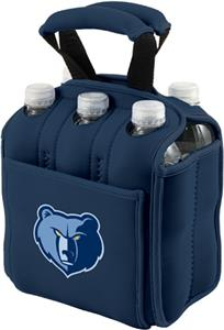 Picnic Time NBA Grizzlies 6-Pack Beverage Holder