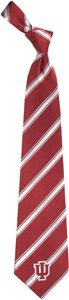 Eagles Wings NCAA Indiana Woven Poly 1 Tie