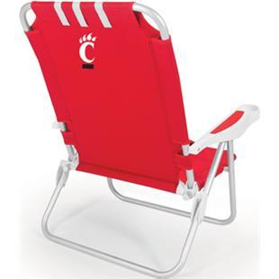 Picnic Time University of Cincinnati Monaco Chair