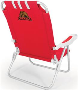 Picnic Time Cornell University Bears Monaco Chair