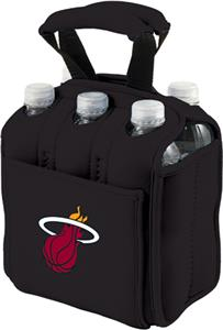 Picnic Time NBA Miami Heat 6-Pack Beverage Holder