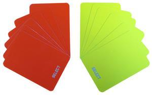 Select Referee Card Set