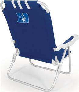 Picnic Time Duke University Monaco Beach Chair