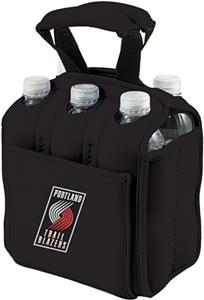 Picnic Time NBA Trailblazers 6Pack Beverage Holder