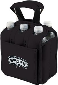 Picnic Time NBA Spurs 6-Pack Beverage Holder