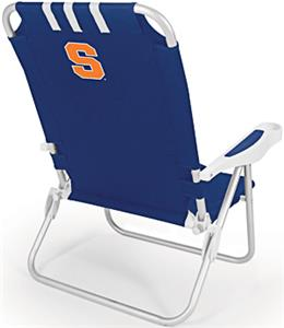 Picnic Time Syracuse University Monaco Beach Chair