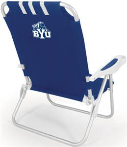 Picnic Time Brigham Young University Monaco Chair