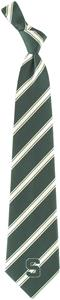 Eagles Wings NCAA Michigan State Woven Poly 1 Tie