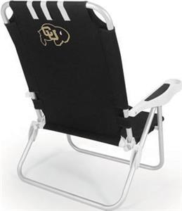 Picnic Time University of Colorado Monaco Chair