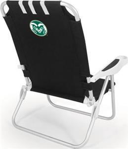 Picnic Time Colorado State Rams Monaco Chair