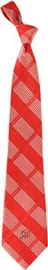 Eagles Wings NCAA Utah Woven Plaid Tie