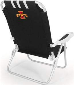 Picnic Time Iowa State Cyclones Monaco Chair