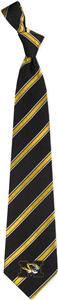 Eagles Wings NCAA Missouri Woven Poly 1 Tie