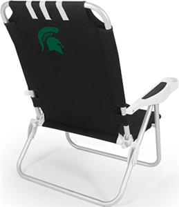 Picnic Time Michigan State Spartans Monaco Chair
