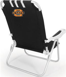 Picnic Time Oklahoma State Cowboys Monaco Chair