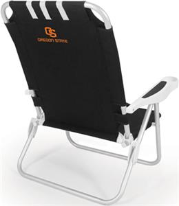 Picnic Time Oregon State Beavers Monaco Chair