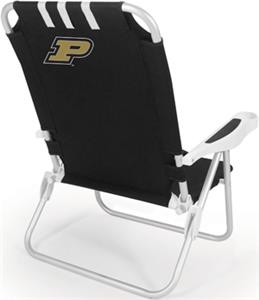 Picnic Time Purdue University Monaco Beach Chair