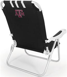 Picnic Time Texas A&M Aggies Monaco Chair