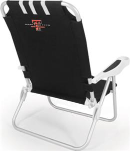 Picnic Time Texas Tech Red Raiders Monaco Chair