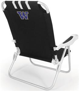 Picnic Time University of Washington Monaco Chair