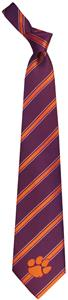 Eagles Wings NCAA Clemson Woven Poly 1 Tie