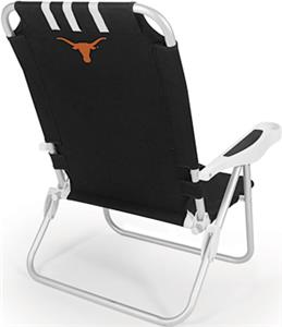 Picnic Time University of Texas Monaco Chair