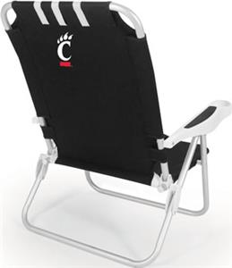 Picnic Time University of Cincinnati Monaco Chair