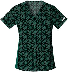 Cherokee Women&#39;s Flexibles PR V-Neck Scrub Tops