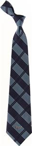 Eagles Wings MLB Tampa Bay Rays Woven Plaid Tie